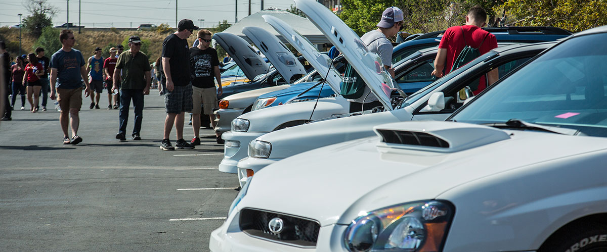 RMSF AllSubaru Car Show Rocky Mountain Subaru Festival - Subaru car show california